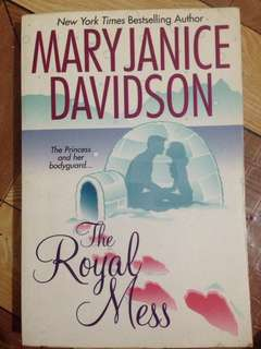 The Royal Mess by Mary Janice Davidson