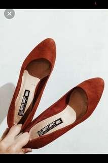 Rusty Lopez pump shoes