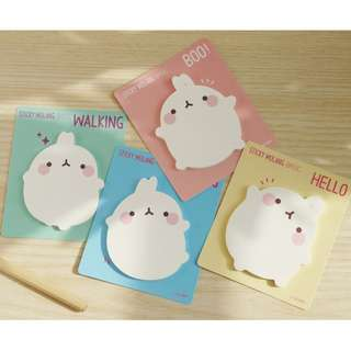 Cute Rabbit Sticky Notes