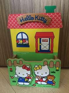 Hello Kitty 木插信架 (Sanrio 1998)