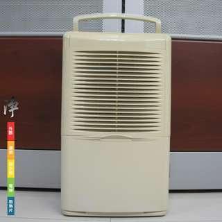 used dehumidifier二手日立薄型除濕機(梅雨季節利器) HITACHI RD-106fb 耐超機