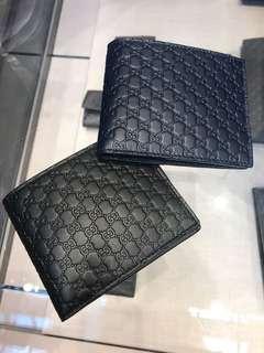 Gucci 銀包