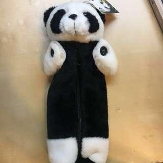 Long Panda Pencilcase