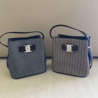 2 Medess Vintage Bag Ori Buy 1 Get 1