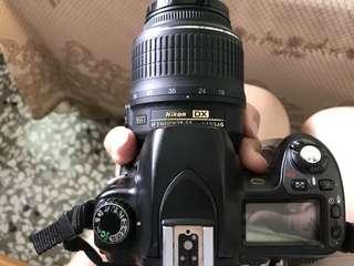 🚚 Nikon d80+18-55mm  紅外線改機
