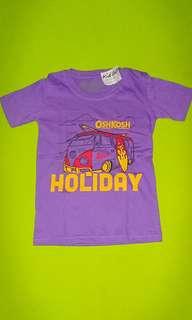 t-shirt Oshkosh authentic