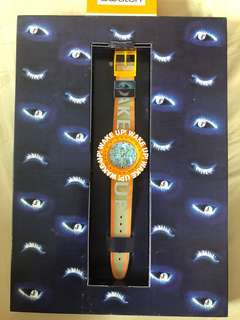 Swatch 1999 WAKE UP Watch