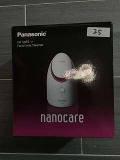 Panasonic 納米離子蒸面機