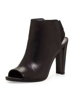 Stuart Weitzman Here It Is Open Toe Booties in very good condition - plus shipping