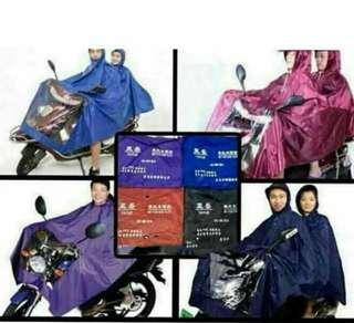 Motor Dual Raincoat