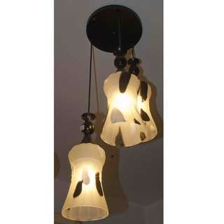 LSH Decorative Pendant Ceiling Light 12022/3