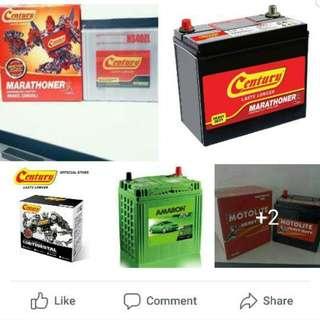 Car battery bateri kereta Delivery Kl & Selangor 24hour