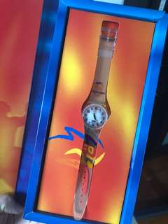 Swatch 2000 Olympic Games Watch