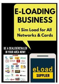 Home Based Eload Business