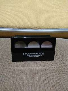 Studio make up - Brow sculpting pallette