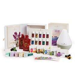 [FREE DELIVERY + FREE GIFT] BN Young Living Premium Starter Kit with Dew Drop Diffuser