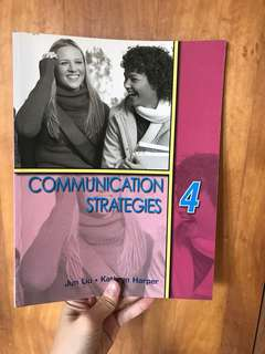 Communication strategies 4#畢業一百元出清