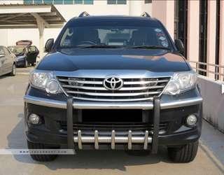 Toyota Fortuner 2.7 Auto 7-Seater