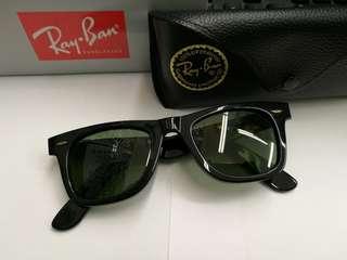 Rayban Wayfarer New York Hard Rock Cafe 5A