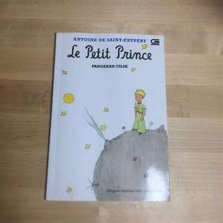 The little prince - antonie de saint exupery