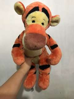 Tiger Stuffed Toy from Disney USA