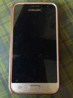 [Samsung] J1 (2016) Cellphone