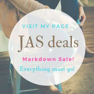 Visit JAS Deals for great deals to choose from!