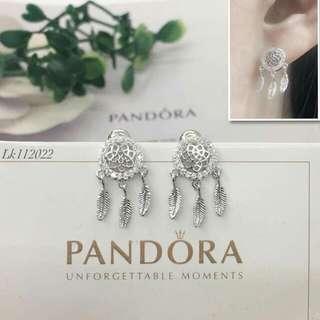 Pandora tassel earring