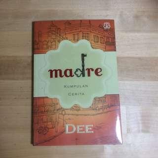Madre - Kumpulan Cerita Dee Lestari