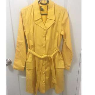 TRENCH COAT (LIGHT LINED)