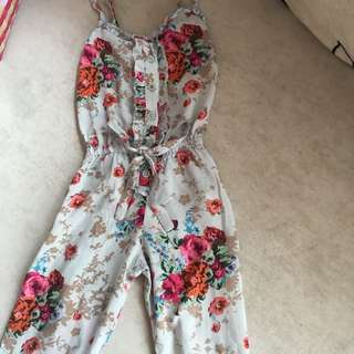 Gingersnap Playsuit, Romper and Jumpsuit size 2-3