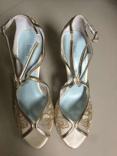 Wedding Shoes - Bella Belle in good condition