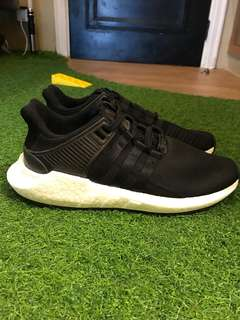 Adidas EQT milled leather