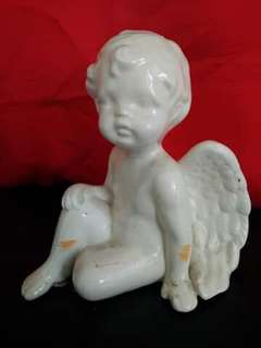 Adorable Little Ceramics Angel