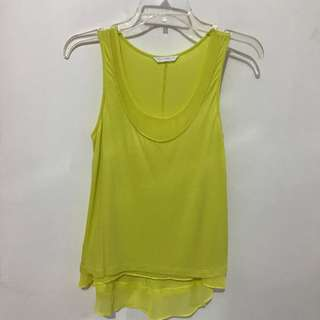 Promod Yellow Top