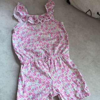 Mothercare Playsuit Romper Jumpsuit 3y