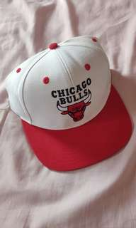 Chicago Bulls Adidas Snapback Hat