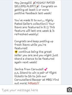 Highly Rated Seller!💋
