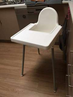 Authentic IKEA High Chair ❤