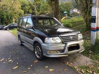 Toyota Unser 2003 1.8L (A) LGX