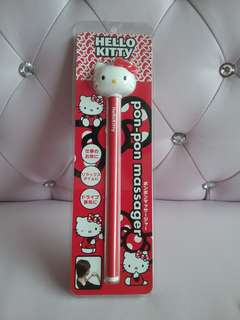 Hello Kitty massager