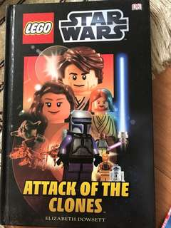Lego Star Wars picture books