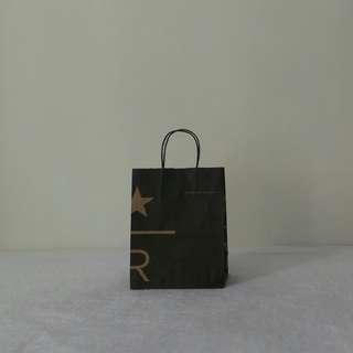 Starbucks Reserve Paper Bag