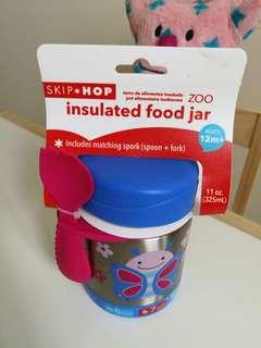 Skip hop food thermo jar