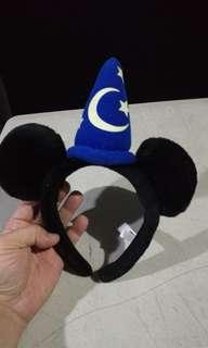 Disney mickey mouse fantasia wizard headband from tokyo disneyland