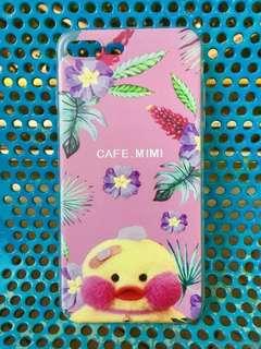 iPhone Case 手機殼 優質 可愛 小雞 玻尿酸鴨 動物 7plus/8plus
