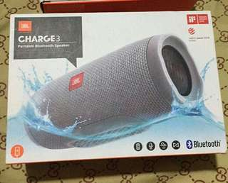 Authentic JBL charge 3 (brandnew)