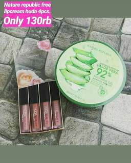 Nature republic free lipcream