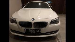Bmw seri 5 2012 diesel