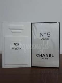 (AUTHENTIC) CHANEL NO 5 L'EAU